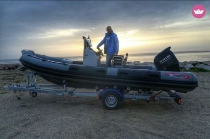 Rental RIB Searib's Open Fishing 580 Argelès-sur-Mer