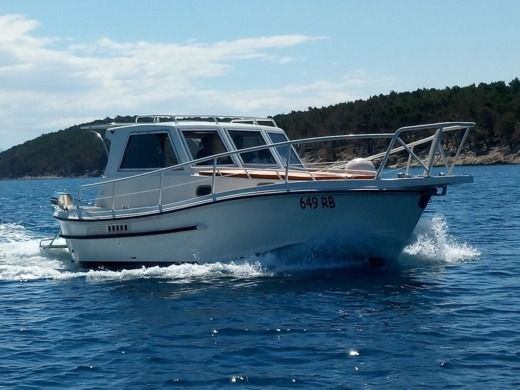 Catarsi Calafuria 98 in Rab for hire
