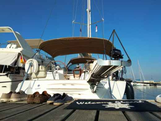 Jeanneau Sun Odyssey 54Ds in Alghero for hire