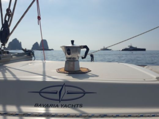 Bavaria 36 Cruiser in Castellammare di Stabia for hire