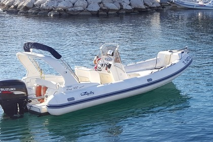 Charter RIB NUOVA JOLLY King 720 Marseille
