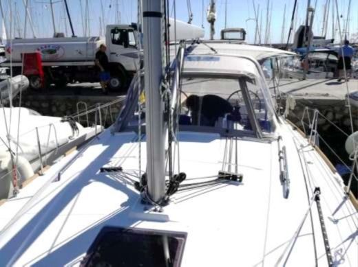 Charter Sailboat Beneteau Oceanis 38.1 Athens