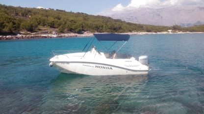 Rental Motorboat Quick Silver 555 Activ Open Povlja