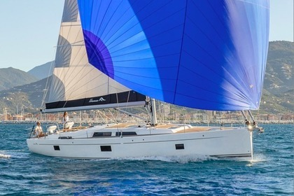 Rental Sailboat HANSE 508 Dubrovnik