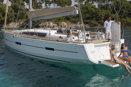 Rental Sailboat DUFOUR 460 Grand Large Laurium