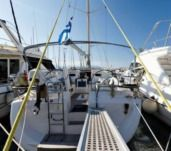 Sailboat Elan Impression for hire