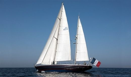 Nautor Swan 65 Ketch in Nice for hire