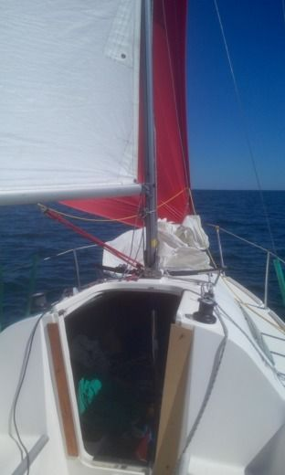 Charter sailboat in Pornichet peer-to-peer