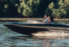 Rental Motorboat Tiamat Boats Tiamat 440 Backa Palanka