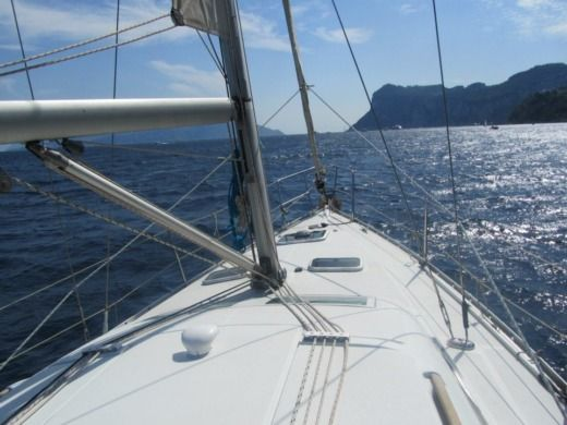 Sailboat Beneteau 343 Oceanis Clipper for rental