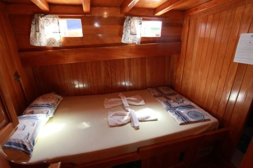 Sailboat Rota Yachting Standart Gulet With 6 Cabin for rental
