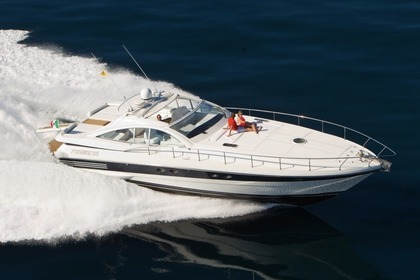 Hire Motorboat Pershing 54 Bandol