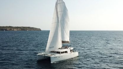 Location Catamaran Lagoon 450 Palma