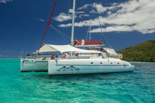 Fountaine Pajot Bahia 46 in Pape'ete