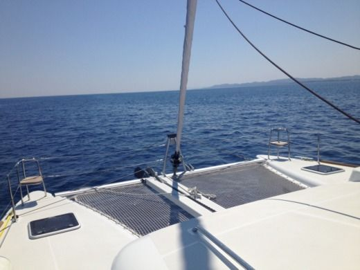 Lagoon Lagoon 400 in Rhodes for hire