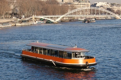 Miete Hausboot Prestation d'exception Paris