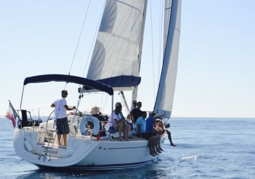Sailboat Dufour Dufour 40 Performance for hire