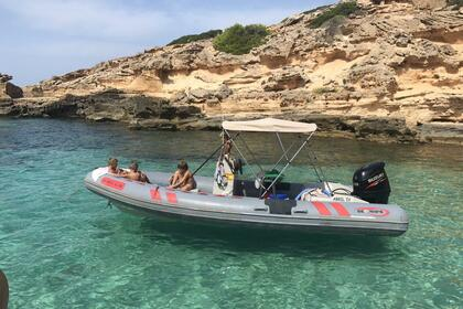 Location Semi-rigide SEA RIBS 620 Lux Palma de Majorque