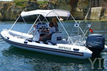 Rental Motorboat Brig 570 Rab