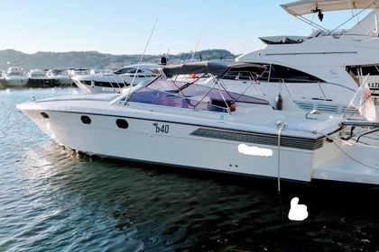 Rental Motorboat BAIA B40 Naples