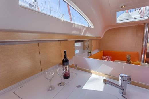 Sailboat Elan 444 Impression for hire