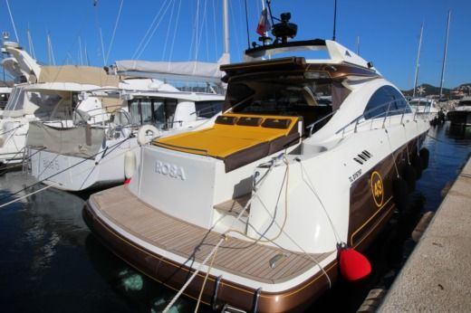 Astondoa 43 Open in La Ciotat peer-to-peer
