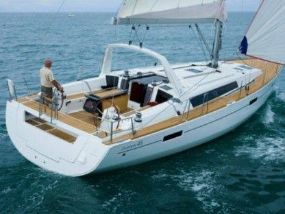 Charter Sailboat Beneteau Oceanis 45 4 Cabins Rogoznica