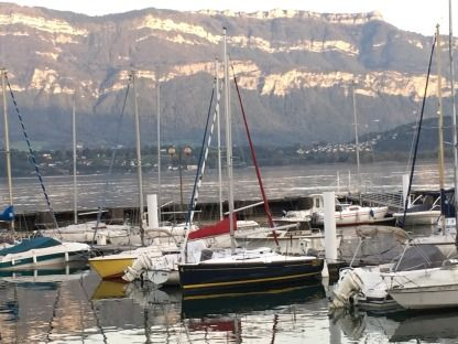 Rental Sailboat Beneteau First 20 Le Bourget-du-Lac