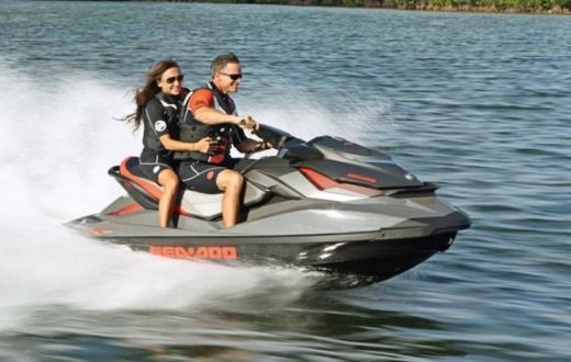 BRP Seadoo GTI 180cv édition Limited in Canet-en-Roussillon for hire