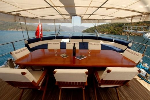 Sailboat Ece Yachting Gulet for rental