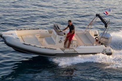 Location Semi-rigide Joker Boats Clubman 22 Setúbal Municipality