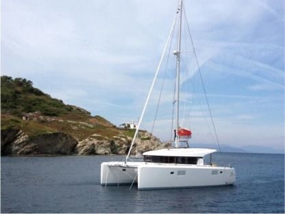 Location Catamaran Lagoon Lagoon 39 S Ajaccio