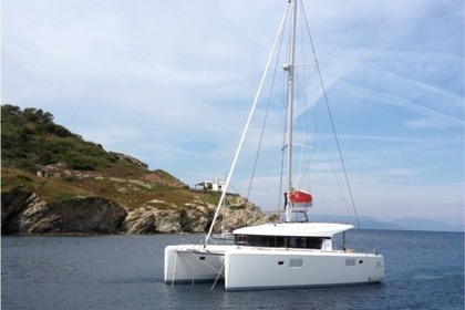 Location Catamaran LAGOON 39 S Propriano