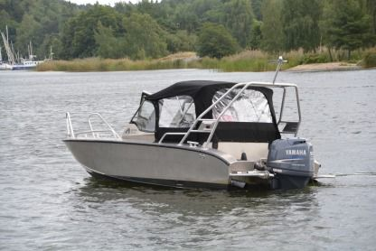 Rental Motorboat Anytec 530 Spd Brest