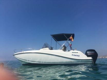 Rental Motorboat Quicksilver 605 Activ Open El Campello