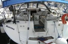 Bavaria 46 Cruiser (Martina) in Trogir for hire