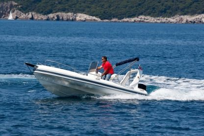 Verhuur RIB Ad Boats Maestral 500, Mercury Optimax 135Hp. Dubrovnik