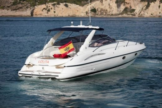 Lancha Sunseeker Superhawk 34