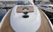 Princess V65 a Amalfi