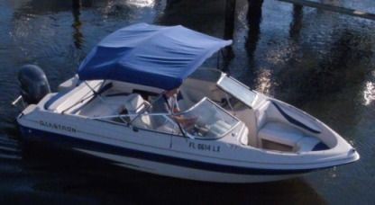 Rental Motorboat Glastron 180 Gx West Palm Beach