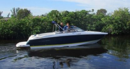 Rental Motorboat Regal 2700 Fastrac Cape Coral
