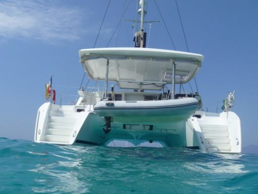 Charter catamaran in Grimaud peer-to-peer