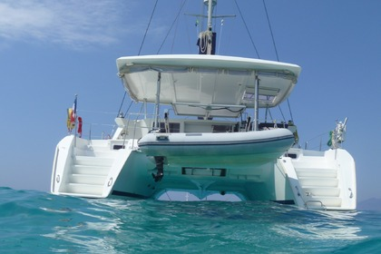 Location Catamaran LAGOON 420 Grimaud