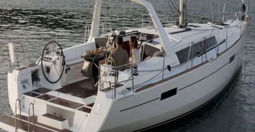 Sailboat Beneteau Oceanis 48 New 2018