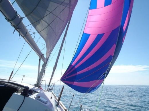 DUFOUR 34E Performance in Agde peer-to-peer