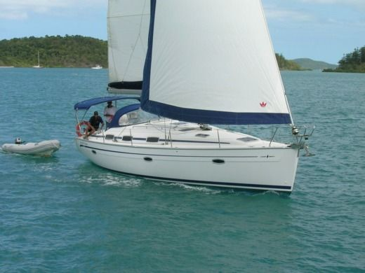 Rental Sailboat Bavaria 39 Cruiser Lefkada