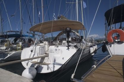 Charter Sailboat Bavaria 46 Holiday Komilio