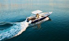 Charter motorboat in Rethymno