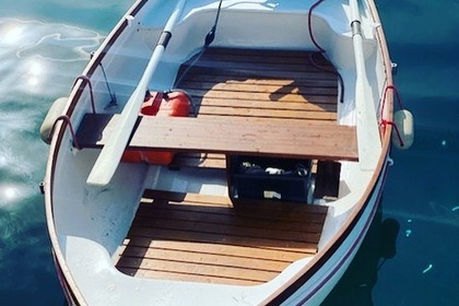 Rental Motorboat Canot Rocca Marseille