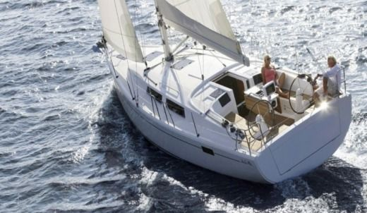 Charter Sailboat Hanse 385 Split